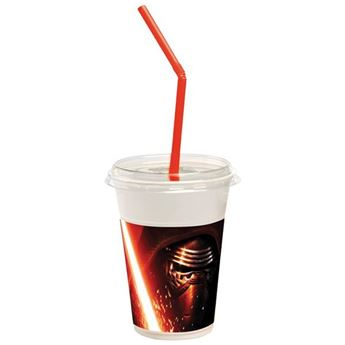Picture of Vasos Star Wars Refresco cumple