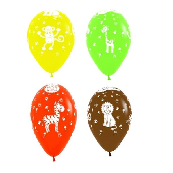 Picture of Globos animales  (12)
