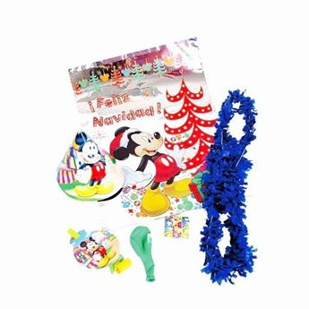 Imagen de Cotillón Infantil Navidad Mickey