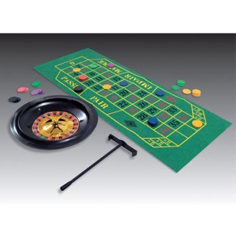 Picture of Ruleta casino set
