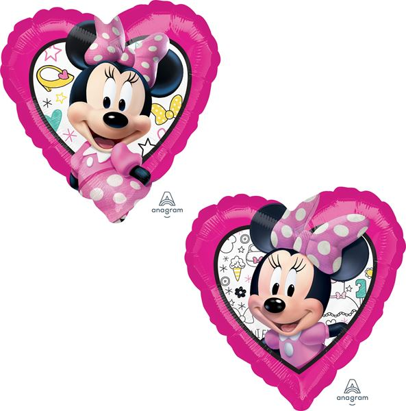 Picture of Globo Minnie Mouse Rosa