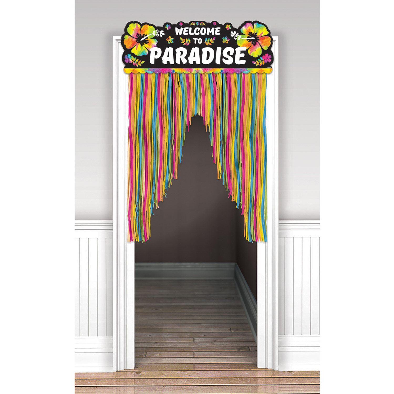 Comprar cortina para puerta hawaii online al mejor precio for Decoracion hogar la plata