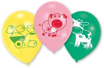 Picture of Globos animales Granja (6)