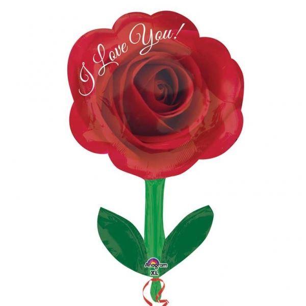 Imagen de Globo rosa I love you