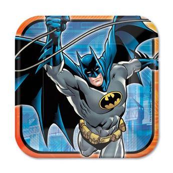 Imagen de Platos Batman grandes (8)