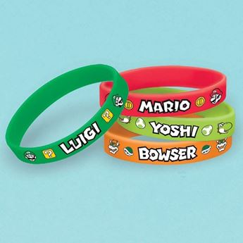 Picture of Pulseras Super Mario Bros (6)