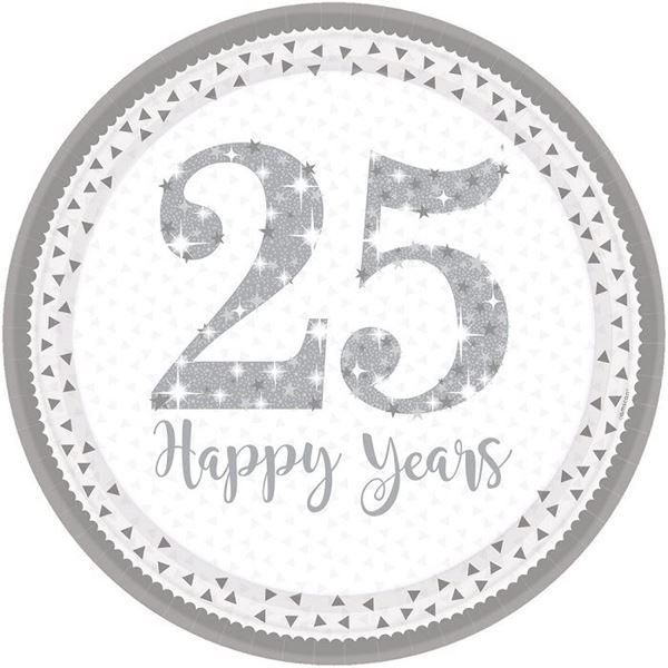 Imagens de Platos 25 años felices (8)