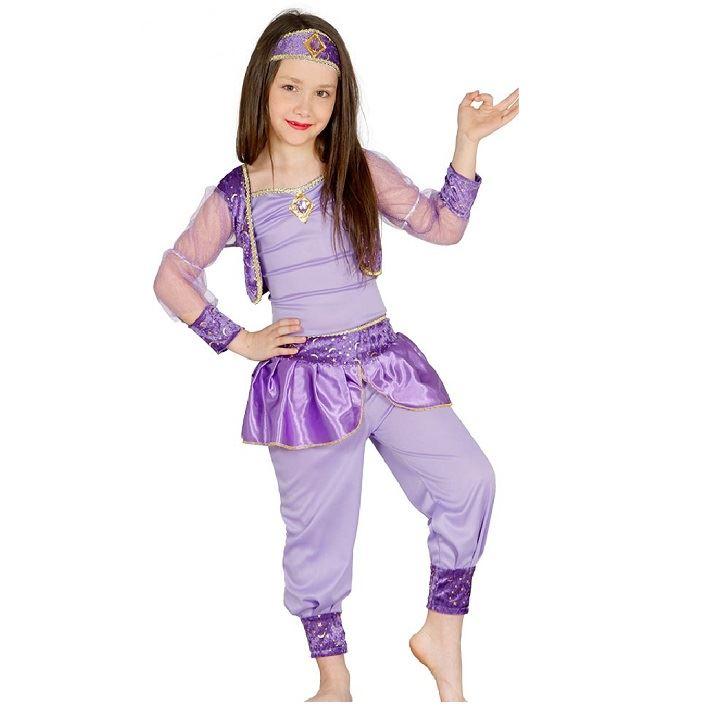 Comprar Disfraz bailarina oriental Talla 5-6 años online al mejor ...