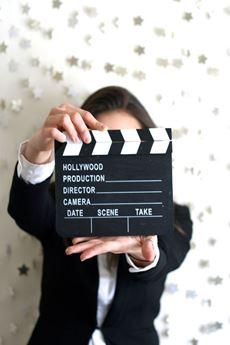 Imagen de Claqueta cine y acción