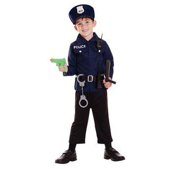 Imagen de Disfraz policía 3 - 5 años