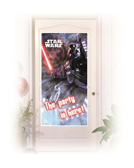 Picture of Decorado puerta Star Wars