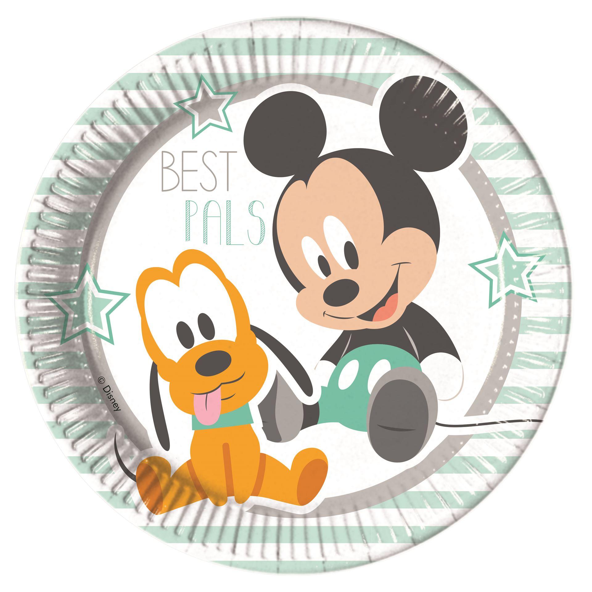 Decoración fiesta Baby Mickey Mouse online. Envío en 24 horas ...