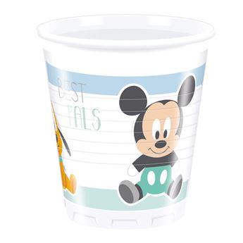 Picture of Vasos Baby Mickey dulce (8)
