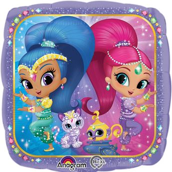Picture of Globo Shimmer y Shine Cuadrado