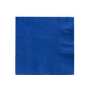 Imagen de Servilletas azul marino pequeñas (20)