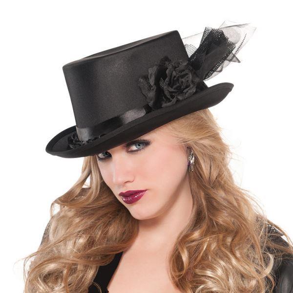 Imagen de Sombrero copa gótica