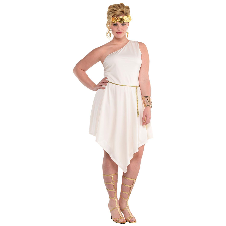 Vestidos Inspirados En La Cultura Griega: Disfraz Diosa Griega Talla 46-48 Por Sólo 19,80 €. Tienda