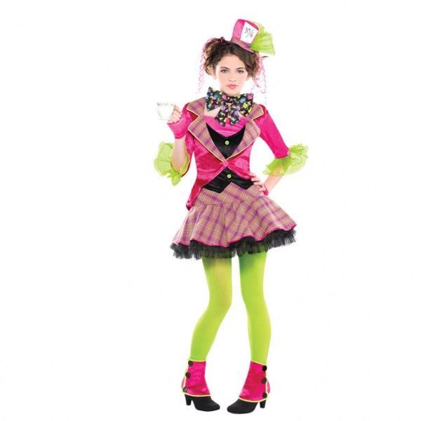Imagen de Disfraz Sombrerera loca (12-14 años)