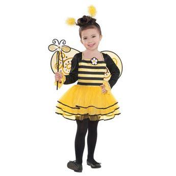 Imagen de Disfraz abejita dulce (4-6 años)