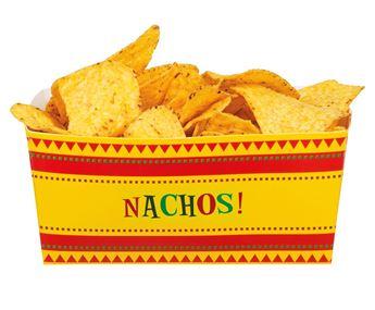 Imagen de Boles para nachos fiesta mexicana (4)