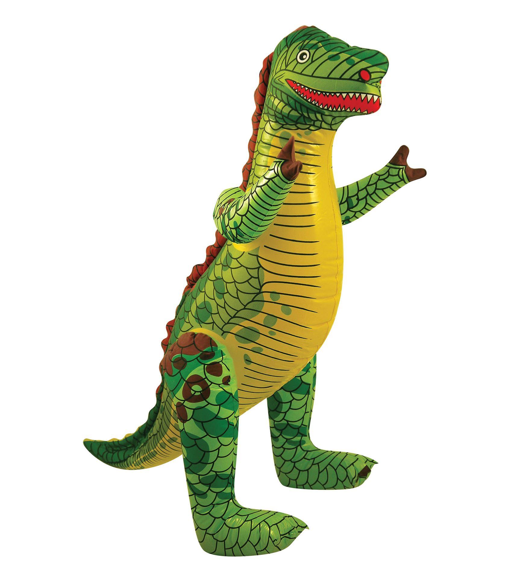 63c21b42e Dinosaurio hinchable 76cm✅ por sólo 4,30 €. Tienda Online. Envío en ...