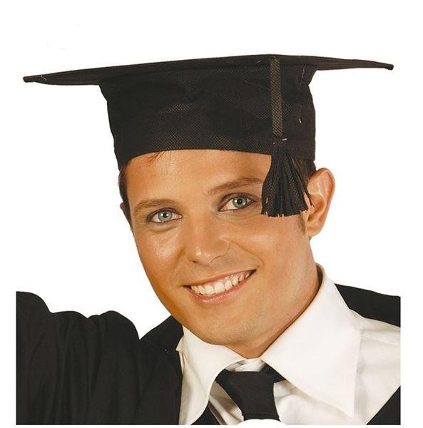 Imagens de Birrete graduado unisex