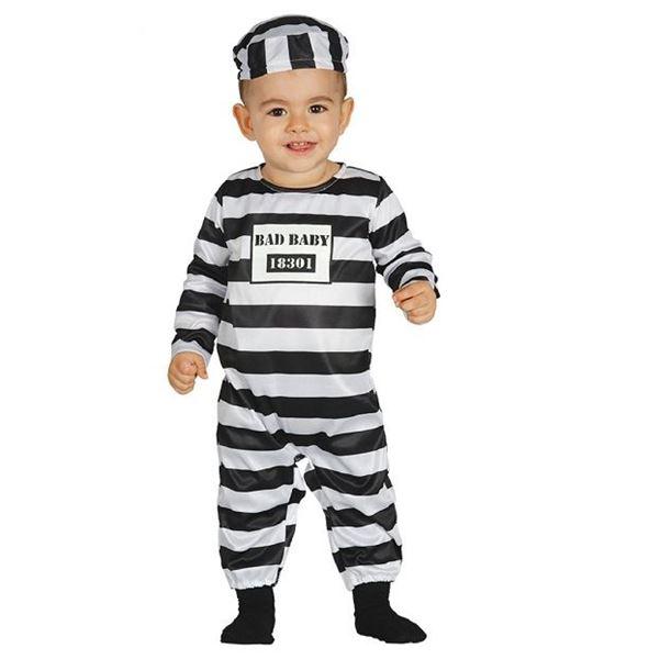 Imagen de Disfraz prisionero (12-24 meses)