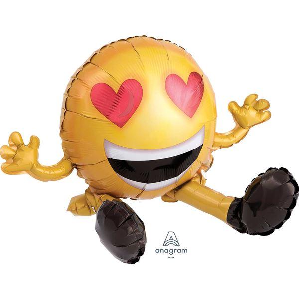 Imagen de Globo smile enamorado
