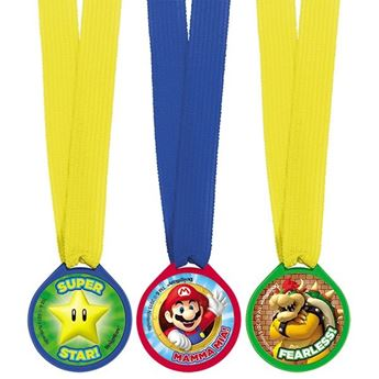 Picture of Medallas Super Mario Bros (12)