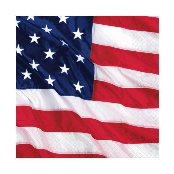 Picture of Servilleta bandera USA (16)