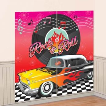 Picture of Decoración pared Rock & Roll
