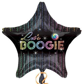 Imagen de Globo disco boogie