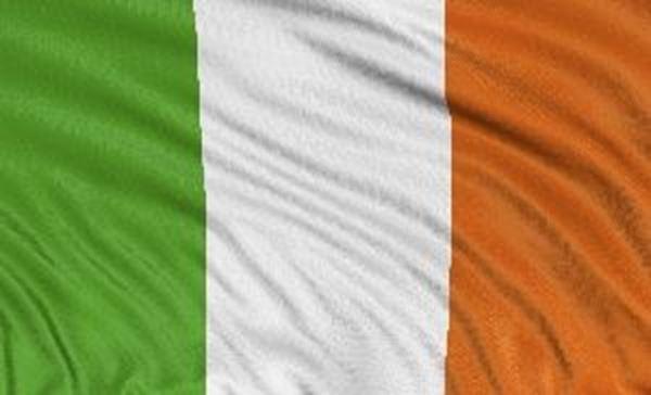 Imagen de Bandera de Irlanda 1.5m x 90cm
