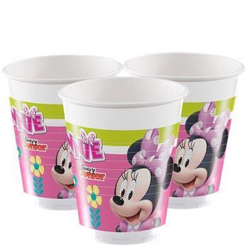 Picture of Vasos Minnie Mouse rosa (8)