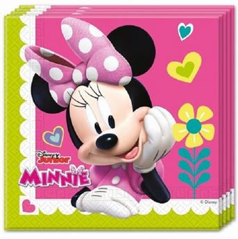 Picture of Servilletas Minnie Mouse rosa (20)