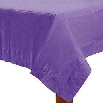 Picture of Mantel morado claro de papel