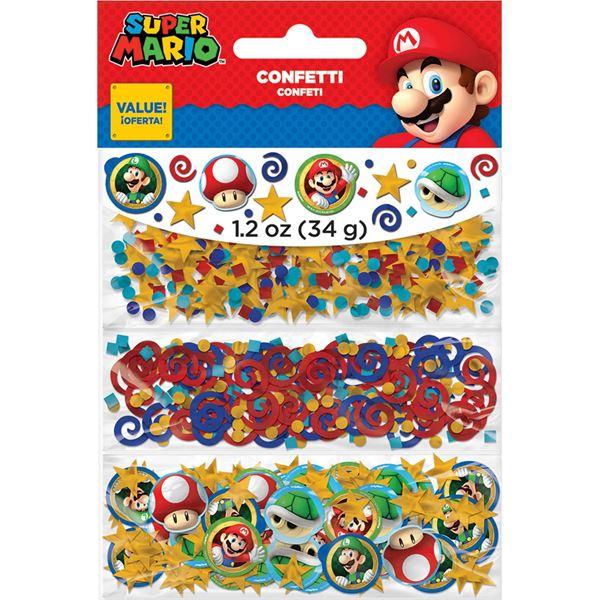 Imagen de Confeti Super Mario Bros (34g)
