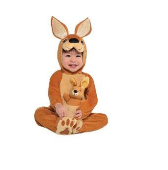 Picture of Disfraz bebé canguro (12-24 meses)