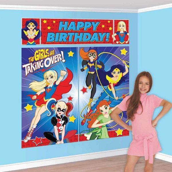 Imagens de Fondo Photocall super hero girls (5)