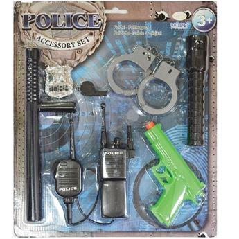 Imagens de Set policía con accesorios (6)