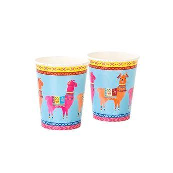 Picture of Vasos llama boho (8)