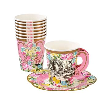 Picture of Set de tazas Alicia (12)