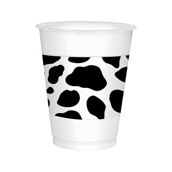 Imagens de Vasos Cowboy Oeste plástico XXL (25)