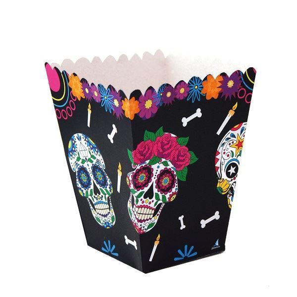 Picture of Caja fiesta Día de los Muertos grandes (12)