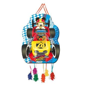 Picture of Piñata Mickey Mouse coches