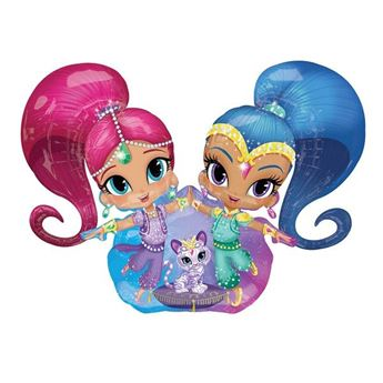Picture of Globo andante Shimmer y Shine