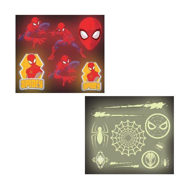 Imagens de Pegatinas Spiderman (16)