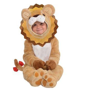 Imagen de Disfraz bebé León (6-12 meses)