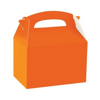 Imagen de Caja naranja