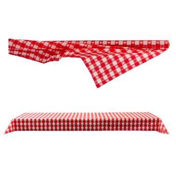 Imagen de Mantel en rollo plastico picnic ( 30 metros)